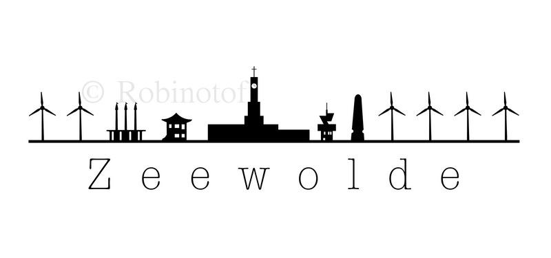 Skyline logo Zeewolde